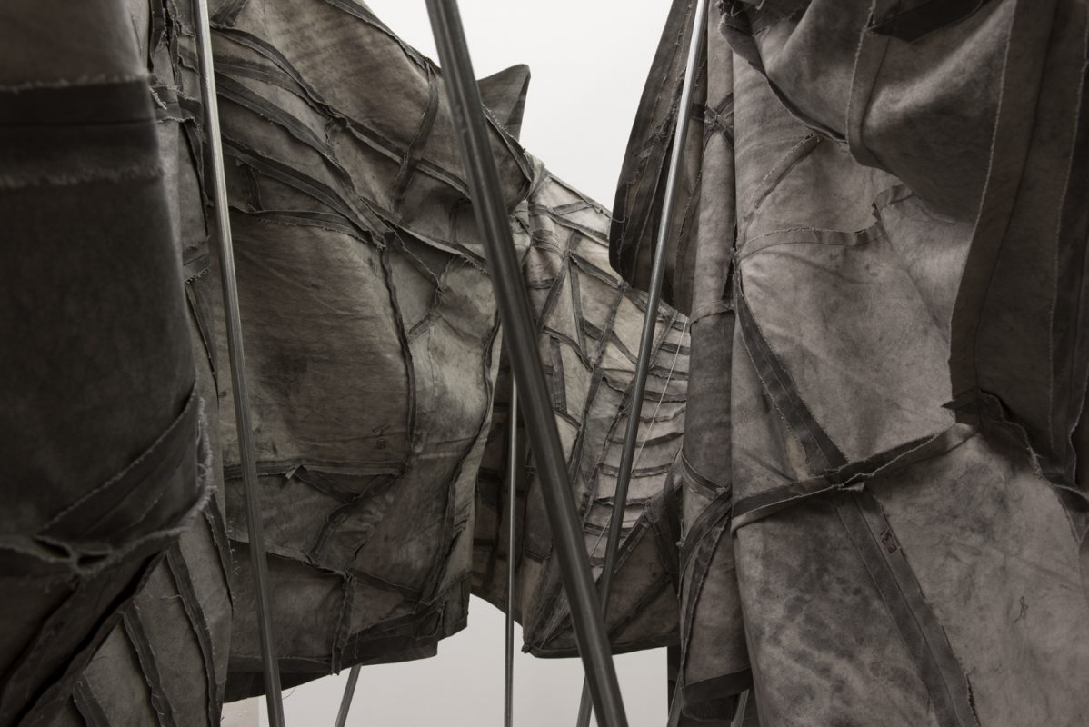 A love worth fighting over (a monument to those that preceded me), 2013 (detail)