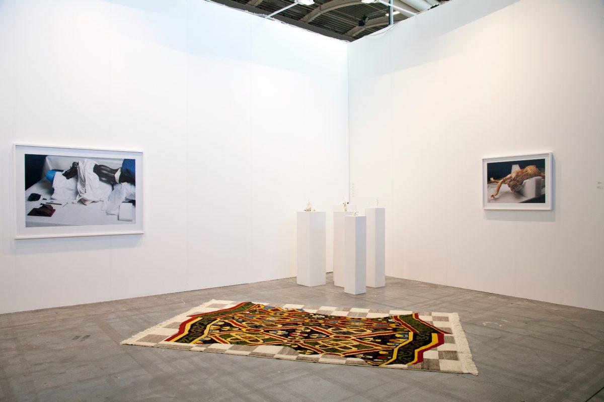 Daniel Faria Gallery at Artissima, 2015