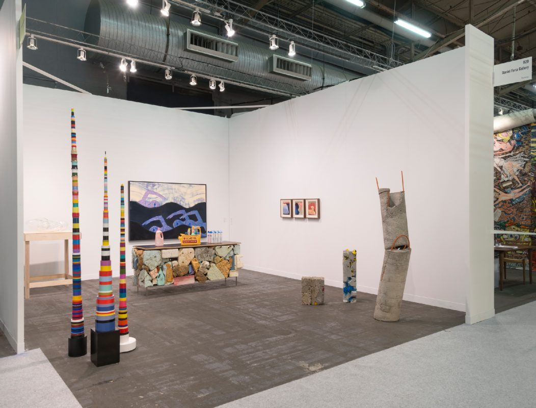 Daniel Faria Gallery at The Armory Show, 2018
