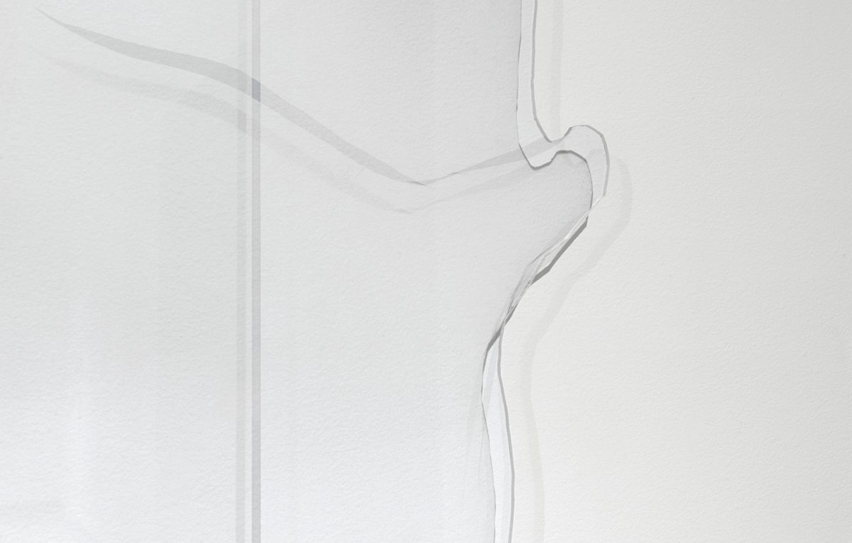 Cloak: Staircase, 2016 (detail)