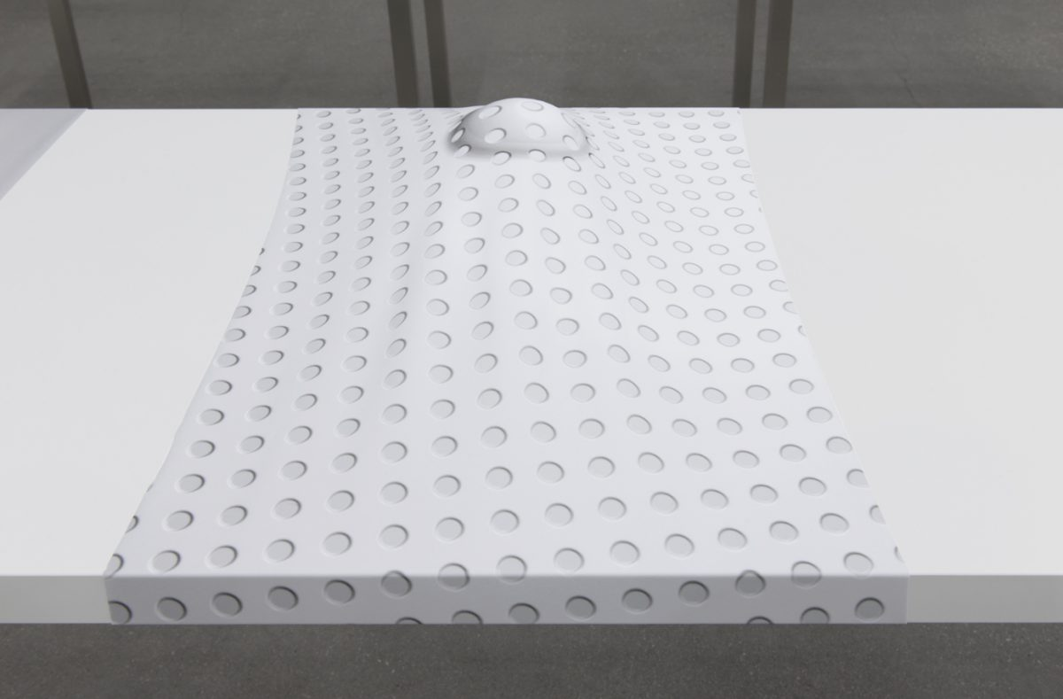 Patterned Recognition (Plastic), 2014