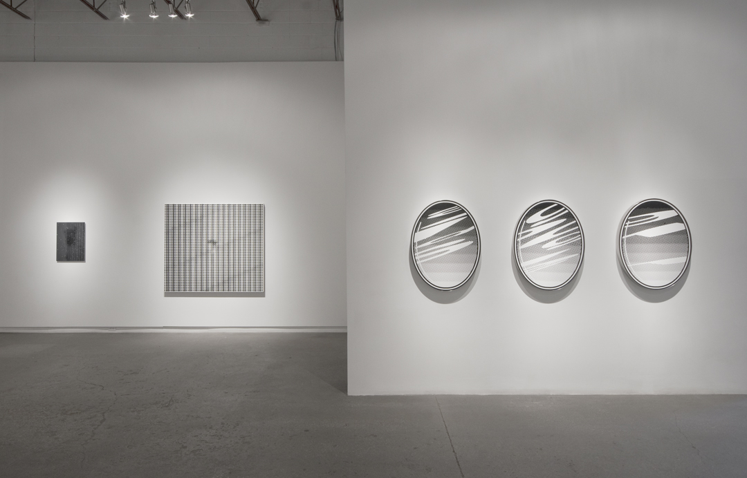 "Installation view of ""The 21st Century Continues… Part II"" at Daniel Faria Gallery, 2013"