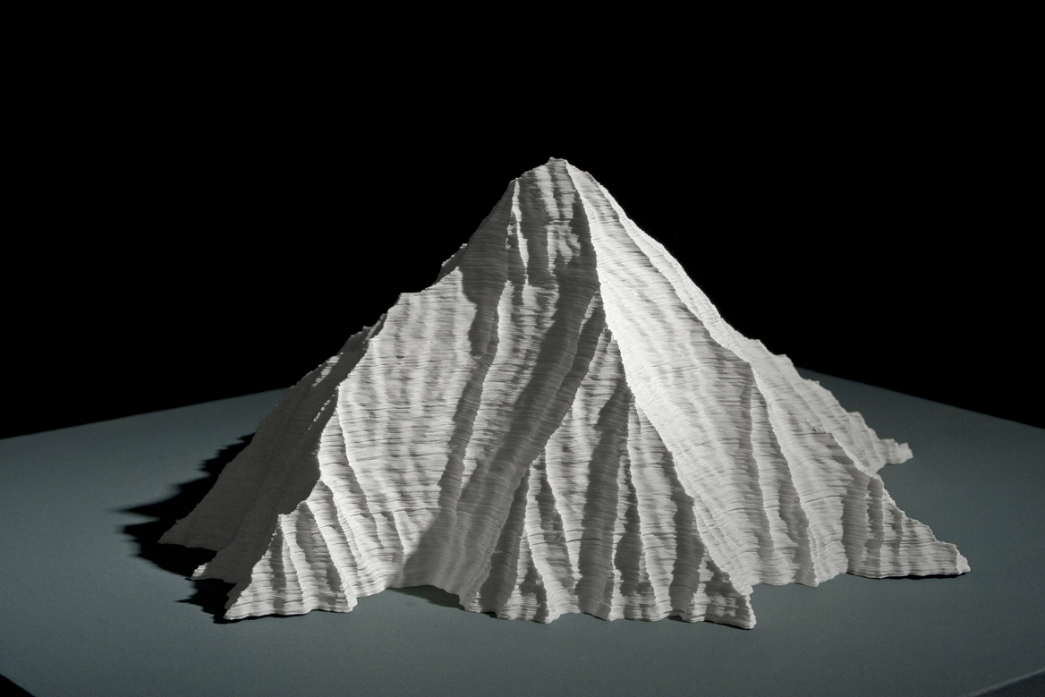 Proposal For a Mountain, 2010