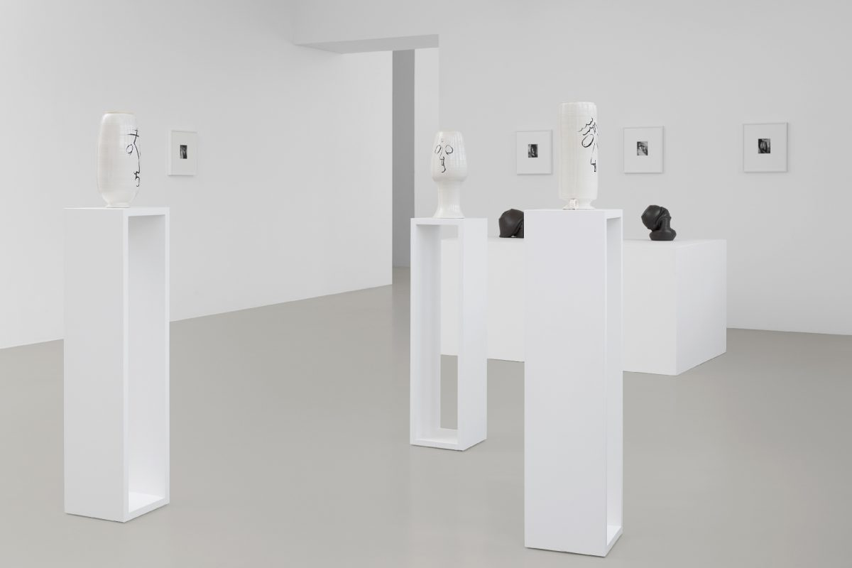 Installation view of Chris Curreri at Gesellschaft für Aktuelle Kunst, 2018