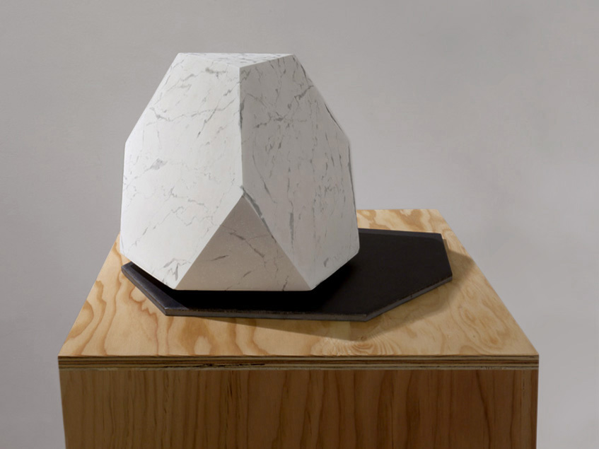 Gnomon – Truncated Tetrahedron, 2010
