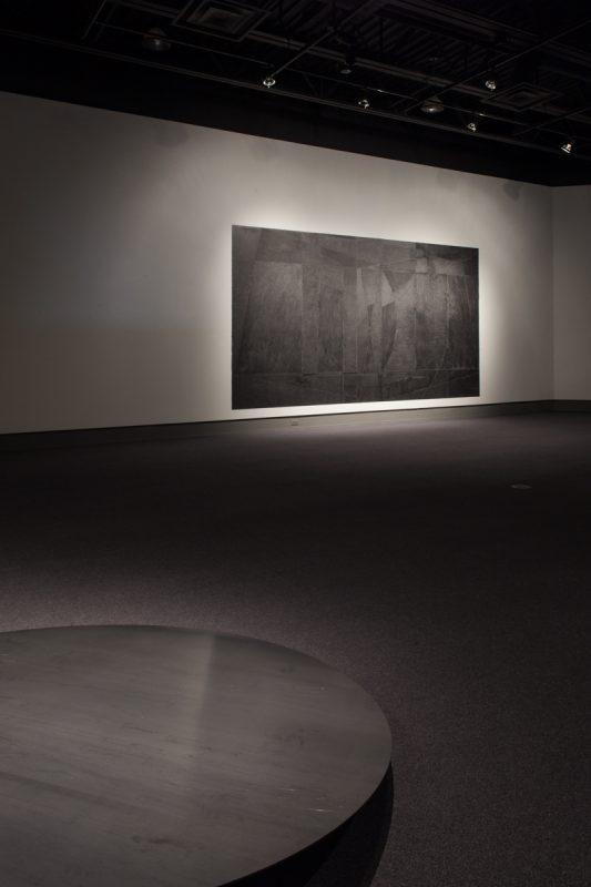 Installation view at Cambridge Galleries, 2013