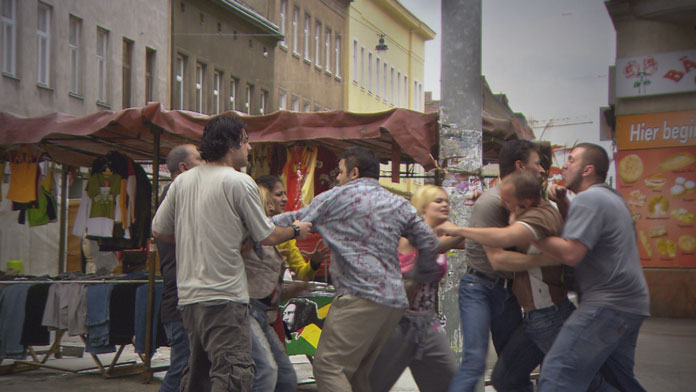 The Fight, 2008