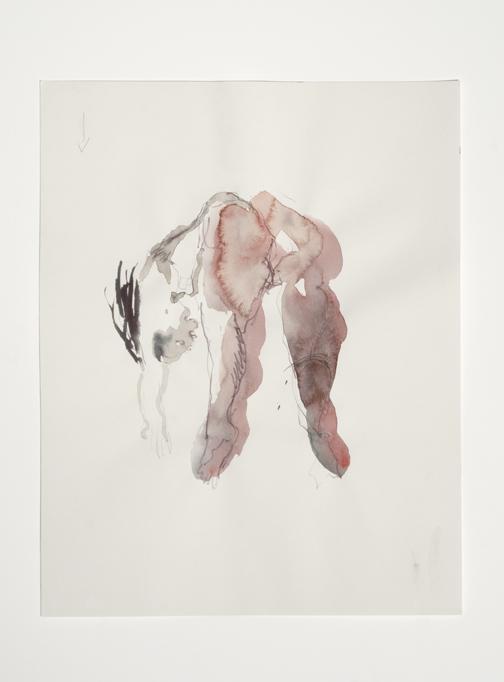 Nude Sketch (1), 2012