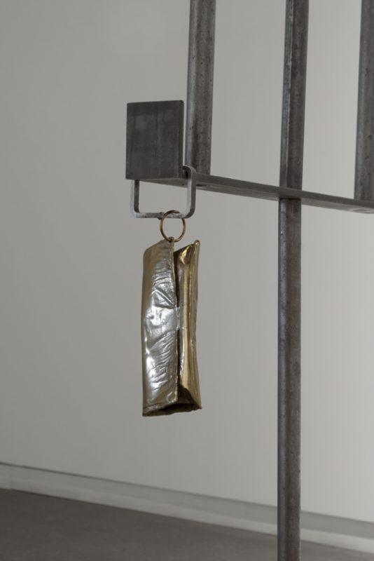 "Hooked ""[]"" Bars with Tobacco, 2012"