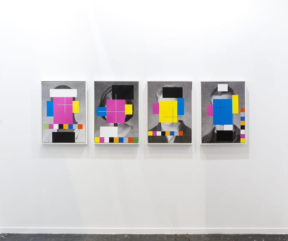 CMYK Heads, 2015