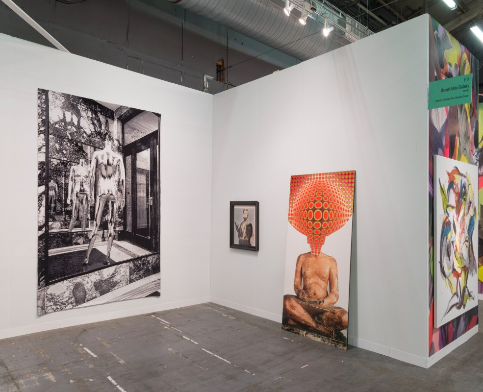 Daniel Faria Gallery at The Armory Show, 2017