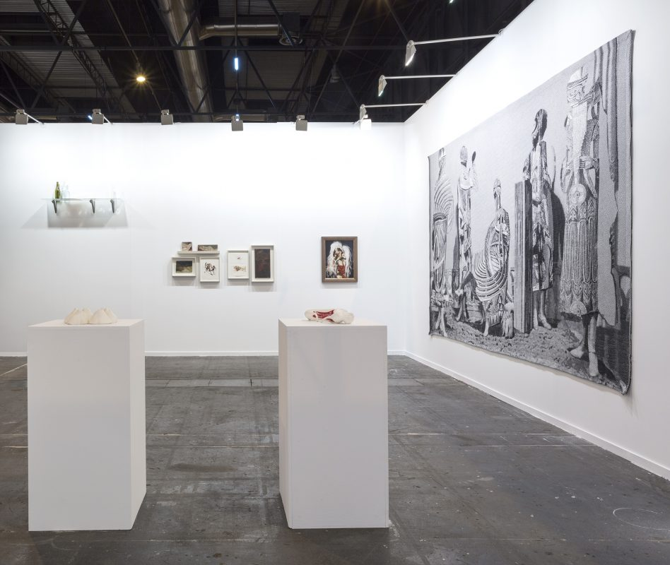 Daniel Faria Gallery at ARCOmadrid 2017