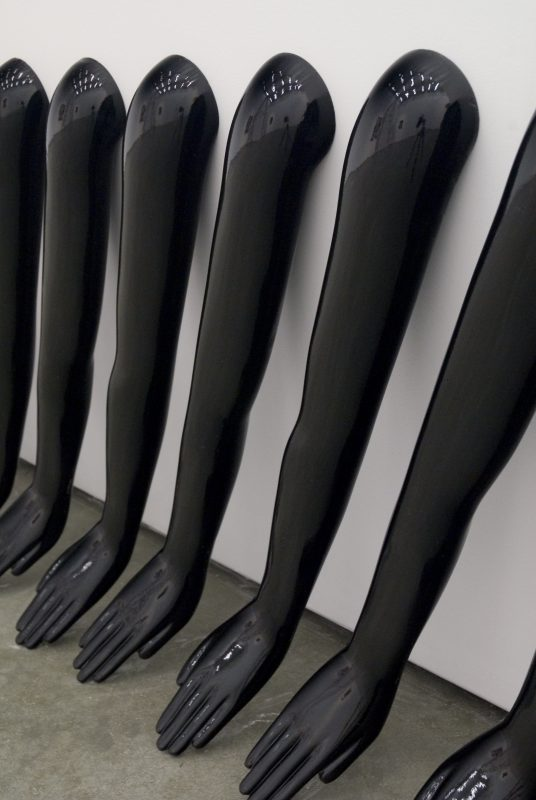 Legs, 2009/2016 (detail)