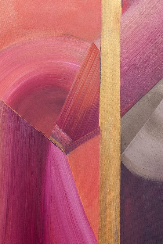 Under The Table, 2015 (detail)